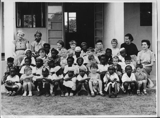 Capital School Kaduna circa 1956